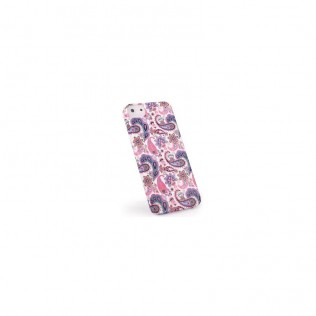 PopnGo Paisley Case for iPhone 5/iPhone 5s (Pink)